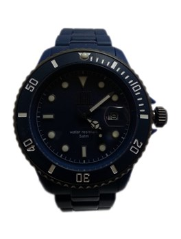 Reloj Light Time azul mate L141