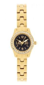 Reloj LIUJO Joli Negro Oro TLJ330 Liu Jo
