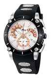 WATCH LOTUS CHRONO MEN STEEL-RUBBER 9986/1