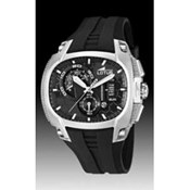 WATCH LOTUS CHRONO RUBBER MAN 15754/8