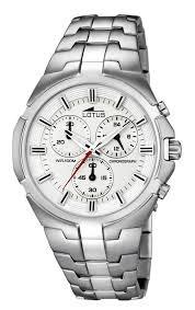 reloj lotus cronometro 10121/1