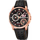 Reloj Lotus Marc Márquez rosado