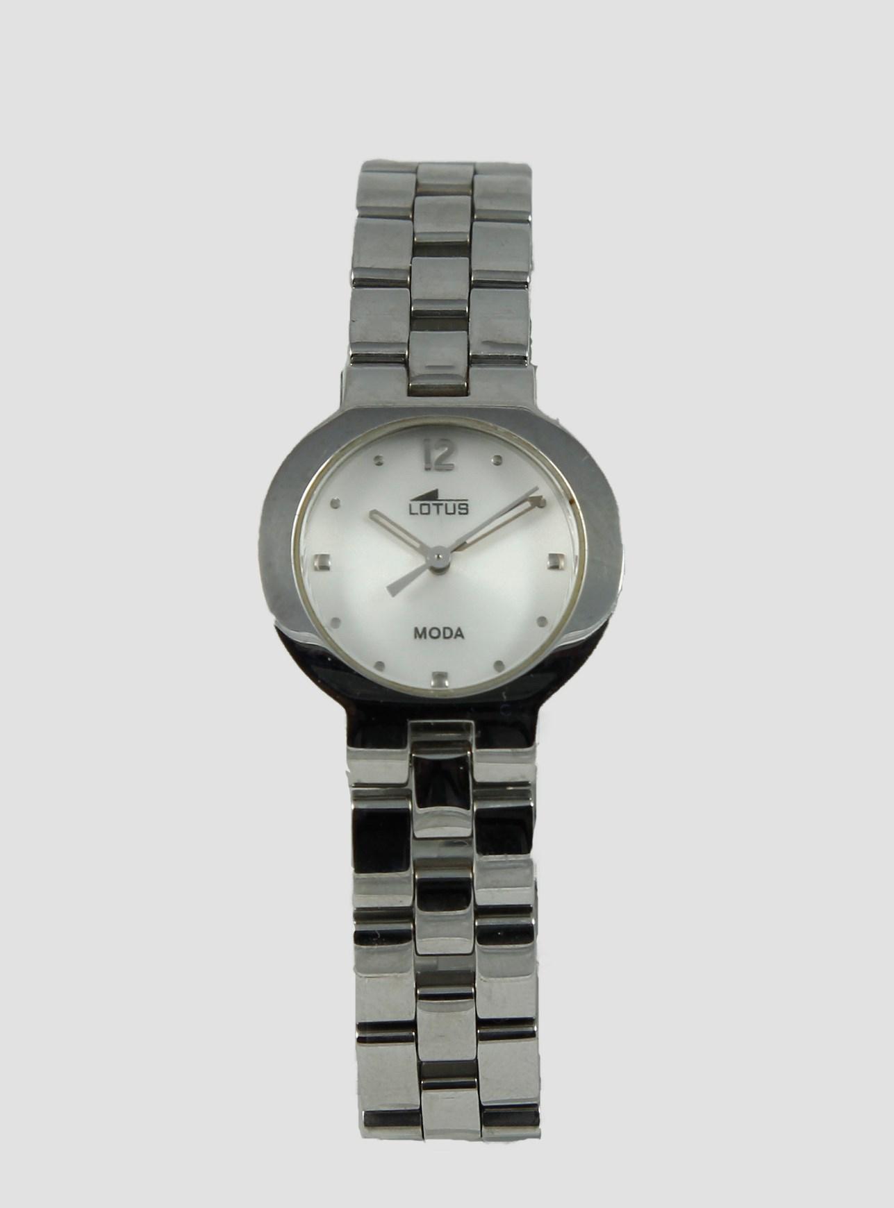 Reloj lotus mujer acero 15114/1