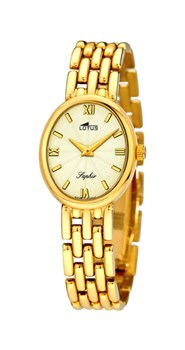 LOTUS WATCH GOLD LADY 252