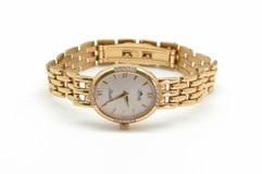 LOTUS WATCH GOLD LADY L325