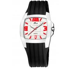 WATCH LOTUS SHINY MAN STEEL ANALOG