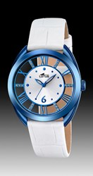Reloj LOTUS SRA. ACE. COR. ESF. BL BL. 18253/1