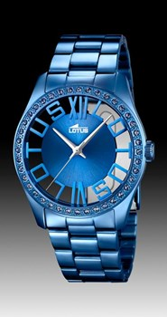WATCH LOTUS SRA. ACE. ESF BLUE 18251/1