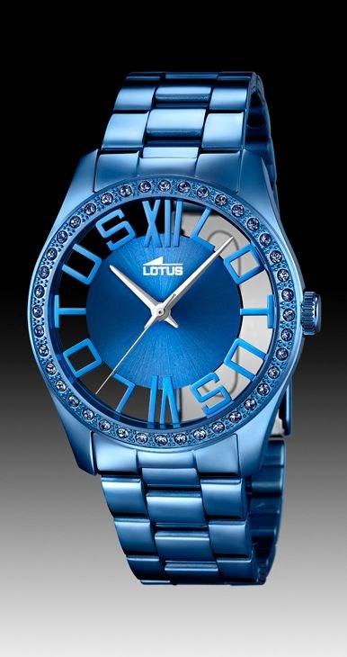 Reloj LOTUS SRA. ACE. ESF AZUL 18251/1