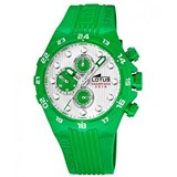 WATCH LOTUS UNISEX RUBBER CHRONOGRAPH SPORTS NO. 15730/L