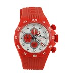 WATCH LOTUS UNISEX RUBBER ORANGE COLLECTION CHAMPIONS NO. 15730/M