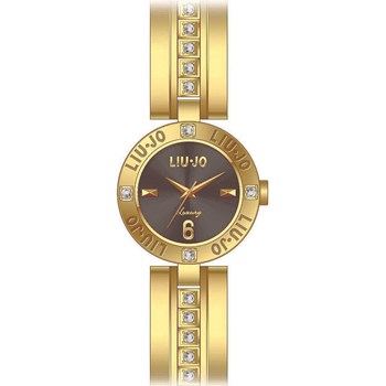 WATCH LUI JO JILL BLACK GOLD TLJ708 Liu Jo