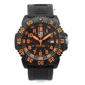 MONTRE LUMINOX NAVY ORANGE 3059 GGL.L3059