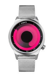 Reloj Manali Wave Paris Steel Superb PD2SRS1