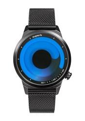 Reloj Manali Wave Smurf Black Superb PD2BAZ1
