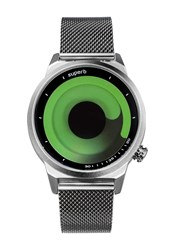 Reloj Manali Wave War Gunmetal Superb PD2GVD1