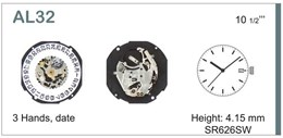 Maquinaria de reloj Ref SEIKO AL32 Diloy MRHAT00AL32