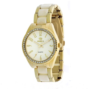 WATCH TIDE MOTHER OF PEARL STONES B48002-9 Marea