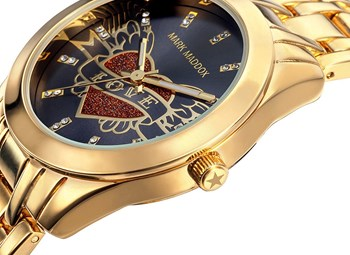 WATCH MARK MADDOX GOLDEN MM3030-57
