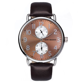 WATCH MARK MADDOX BROWN MALE COPPER HC3011-45
