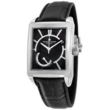 MAURICE LACROIX WATCH BLACK RECTANGULAR PT6207-SS001-330