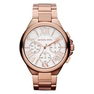Watch Michael Kors Camille PVD rose MK5757