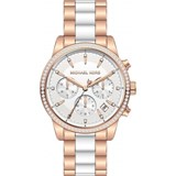 MICHAEL KORS SRA.ESF.AND WHITE ZIRCONS MK6324
