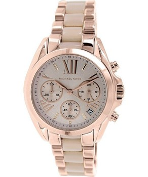 WATCH MICHEL KORS PINK IP MK6066 Michael Kors
