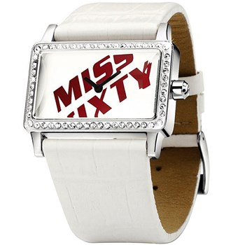 Watch Miss Sixty white