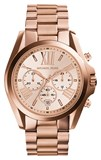 MICHAEL KORS STEEL BATH WITH ROSE CHRONOGRAPH MK5503