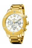 WATCH WOMAN PLATED YELLOW WT6GO43BEW FOLLI FOLLIE