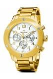 Reloj mujer chapado amarillo WT6GO43BEW Folli Follie