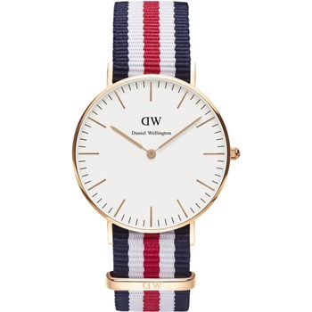 WATCH WOMAN DANIEL WELLINGTON 36MM DW00100030