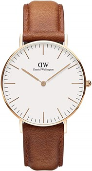 WATCH WOMAN DANIEL WELLINGTON 36MM DW00100111