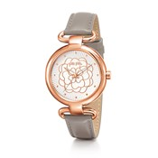 WATCH WOMEN FOLLI FOLLIE ROSE STRAP SKIN WF15R030SPW