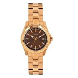 WATCH WOMAN GUESS STEEL COLOR COPPER W0469L1