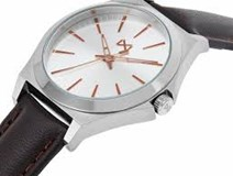 WATCH WOMAN MARK MADDOX BELT 3 NEEDLES MC7101-07