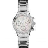 WATCH MULTIFUNCION STAINLESS STEEL WOMEN'S W0546L1 GUESS