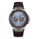 MONTRE MULTIFUNCION HOMME GUESS W0040G10