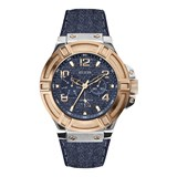 MONTRE MULTIFUNCION HOMME GUESS W0040G6