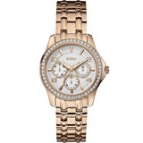 WATCH MULTIFUNCION WOMAN GUESS W0403L3