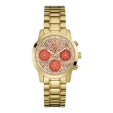 WATCH MULTIFUNCION WOMAN GUESS W0448L7
