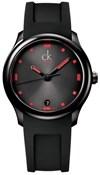 Reloj negro y rojo k2v214dz Calvin Klein
