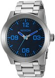 NIXON WATCH MEN 3 NEEDLES 48MM DI�METRO,100MTS A3462219