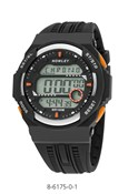 RELOJ NOWLEY CABALLERO RACING DIGITAL 8-6175-0-1