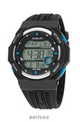 RELOJ NOWLEY CABALLERO RACING DIGITAL 8-6175-0-3
