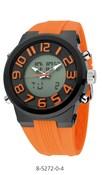 Reloj Nowley hot naranja