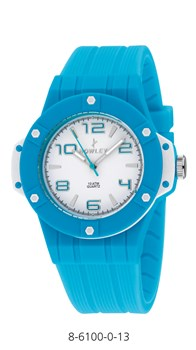 Montre le Twist Nowley bleu