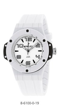 MONTRE NOWLEY BLANC TWIST 8-6100-0-19