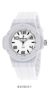 MONTRE NOWLEY BLANC TWIST 8-6100-0-1